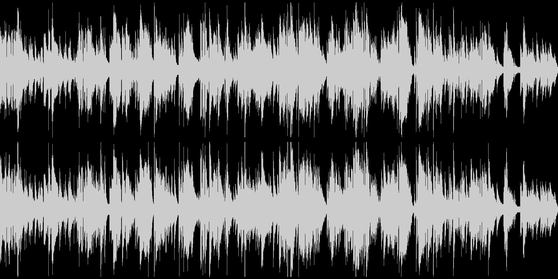 アダルティなバラードサックス ※ループ版の未再生の波形