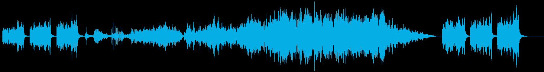 ジャズ。ユナイテッドジャズアーティ...の再生済みの波形