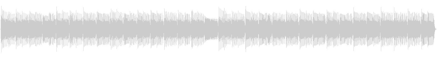 ビデオゲームミュージック:大型およ...の未再生の波形