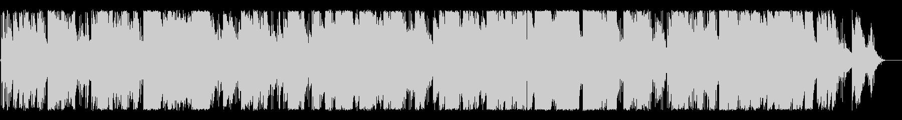 Amazing Grace (sax)の未再生の波形