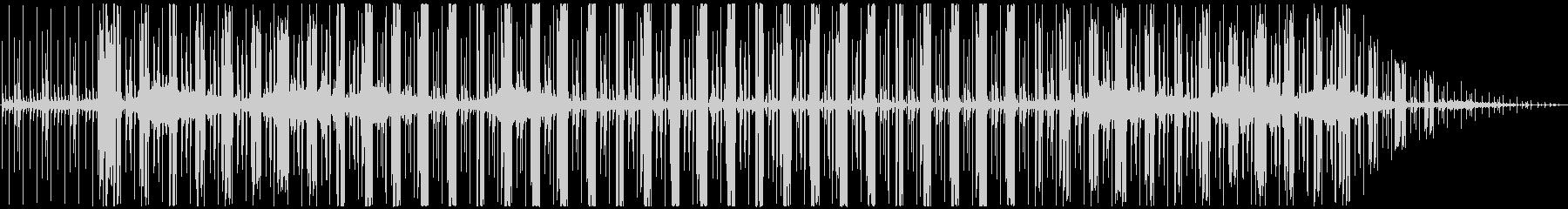 プログレッシブハウス。ピンクフロイ...の未再生の波形