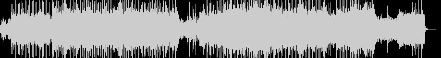 メルヘン・ファンタジックなロック Lの未再生の波形