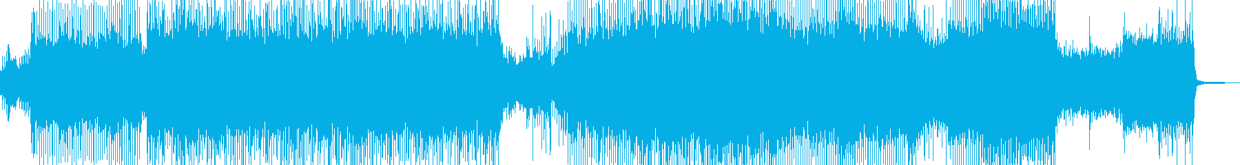 メルヘン・ファンタジックなロック Lの再生済みの波形