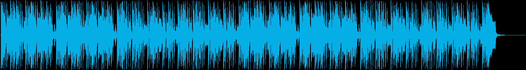 HIPHOP風 若者 エレクトロ 先進的の再生済みの波形