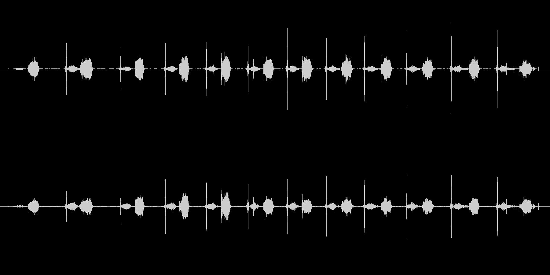 手動血圧計:常時ポンプ、病院、医療...の未再生の波形