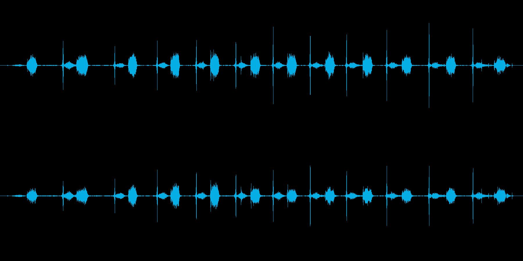 手動血圧計:常時ポンプ、病院、医療...の再生済みの波形