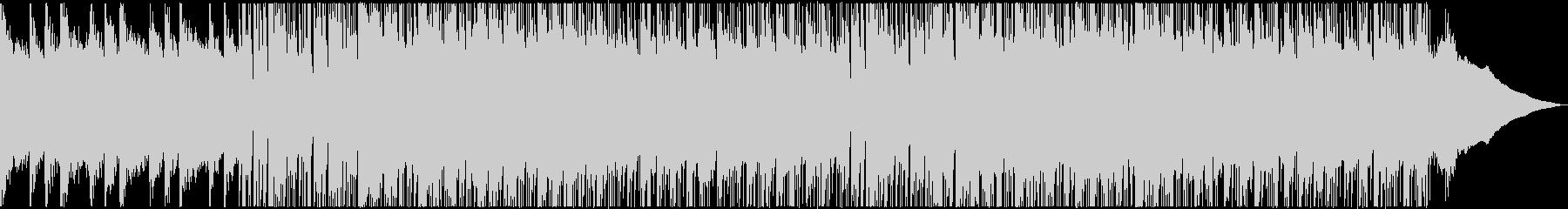 サーフロックにインスパイアされた6...の未再生の波形