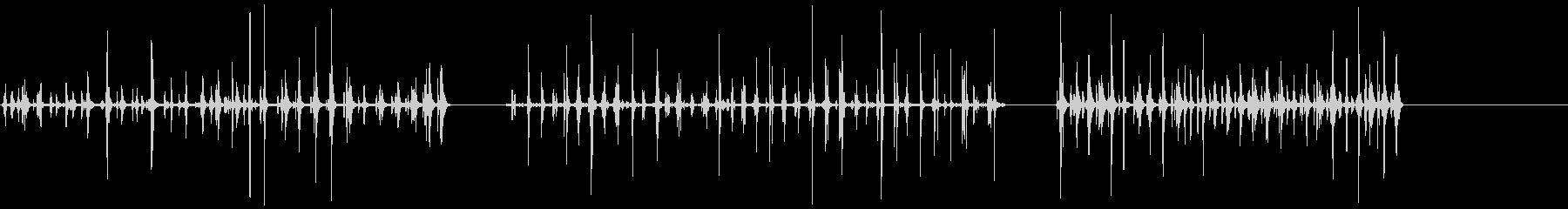 掘削-攪拌-動物-人工-3バージョンの未再生の波形