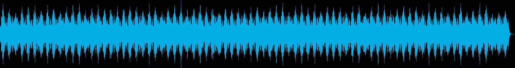 不穏なイメージ 進軍 侵攻 オーケストラの再生済みの波形