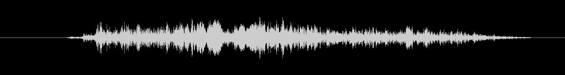 レプラコーン ガスプ01の未再生の波形