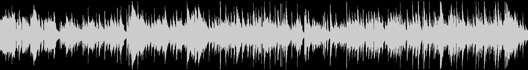センチメンタル憂鬱系バラード ※ループ版の未再生の波形