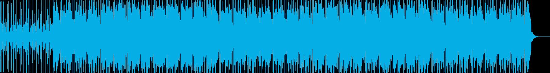 おしゃれな和風ヒップホップ、CMや映像にの再生済みの波形
