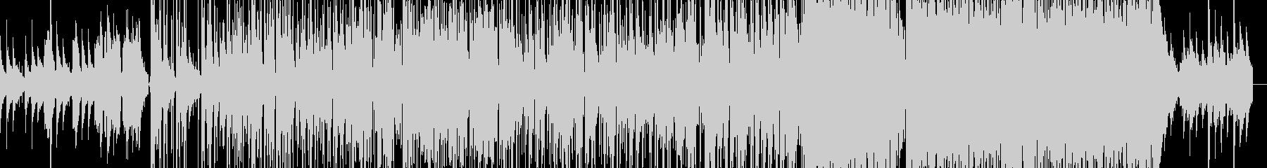 アブラカダブラの未再生の波形