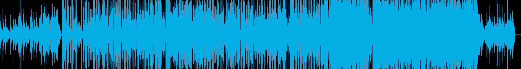 アブラカダブラの再生済みの波形