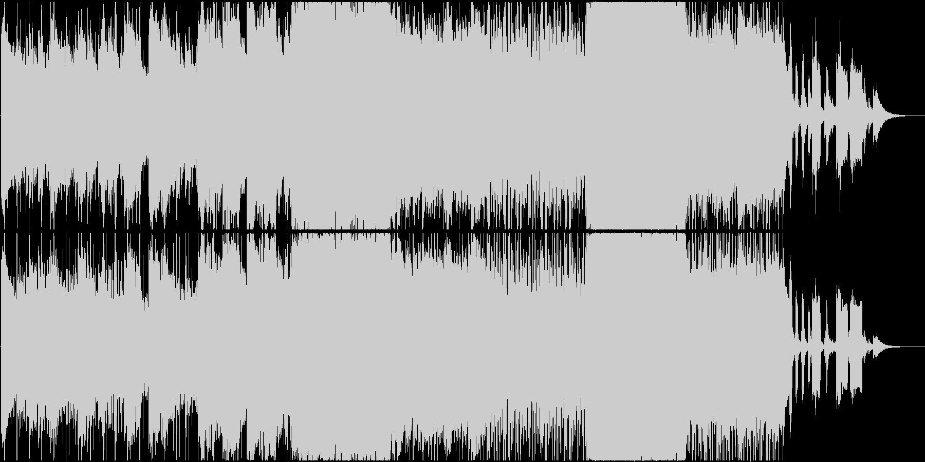 【生演奏】ギターとピアノが切ないバラードの未再生の波形