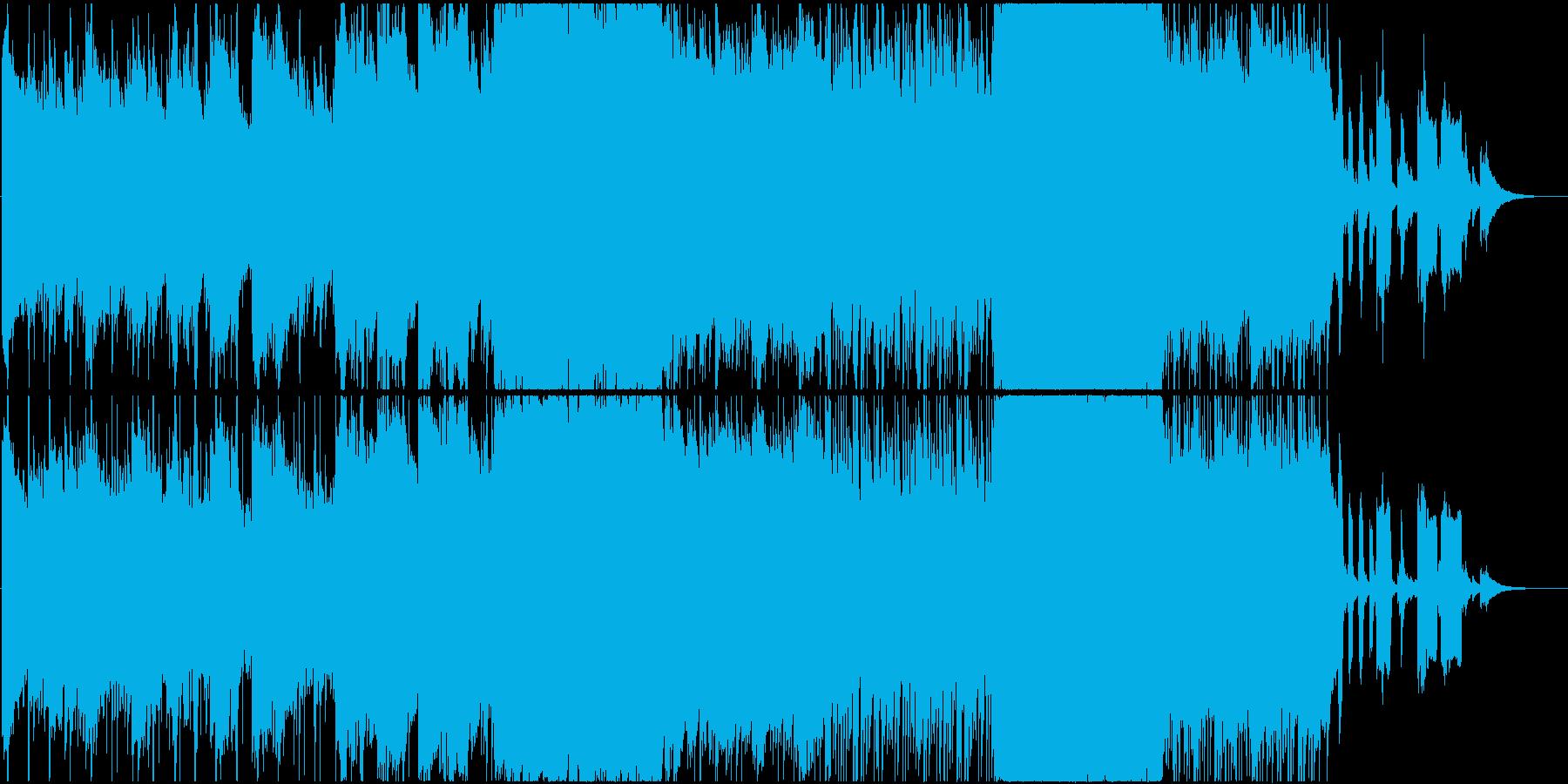 【生演奏】ギターとピアノが切ないバラードの再生済みの波形