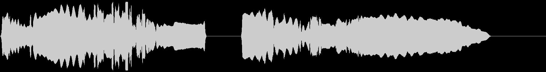 ちひー(篠笛_祭り囃子)の未再生の波形