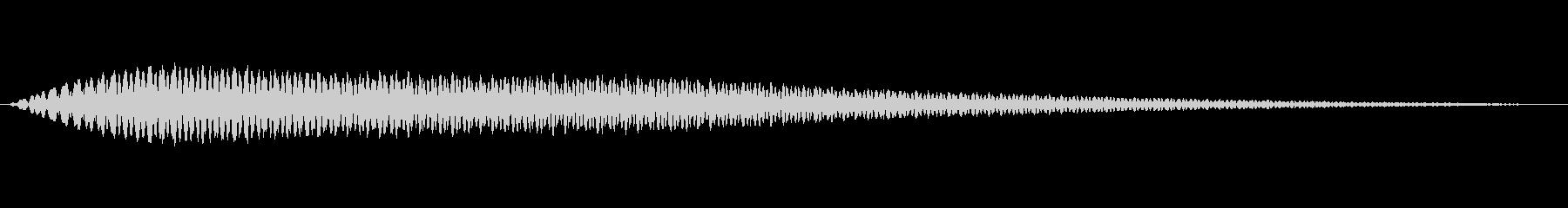 フィクション スペース フライング...の未再生の波形