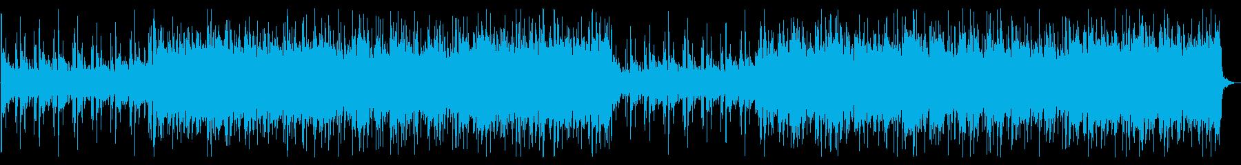 幻想的/夢/リラックス_No608_1の再生済みの波形