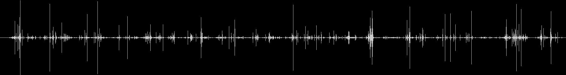 木 竹クラックシーケンス05の未再生の波形
