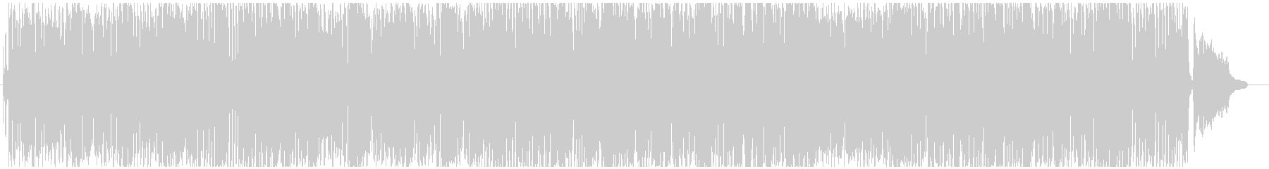 Fashionable and retro BGM of trumpet's unreproduced waveform
