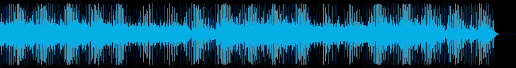 睨み合い 和風 三味線 カッコいい 対決の再生済みの波形