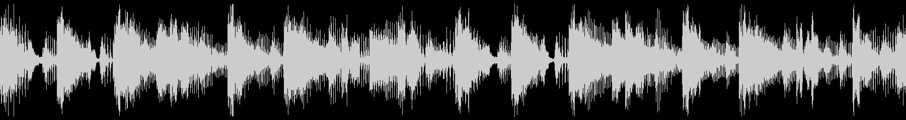 短ループ・ディスコ・派手で切れがあるの未再生の波形