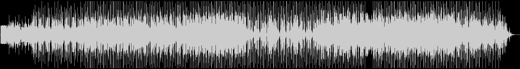 電子でテンションの上がる曲の未再生の波形