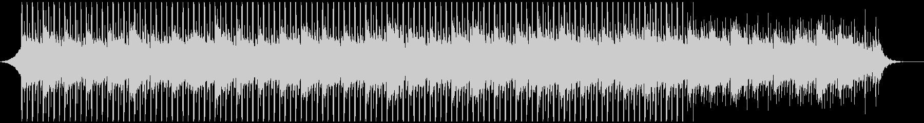 これは情報です(中)の未再生の波形