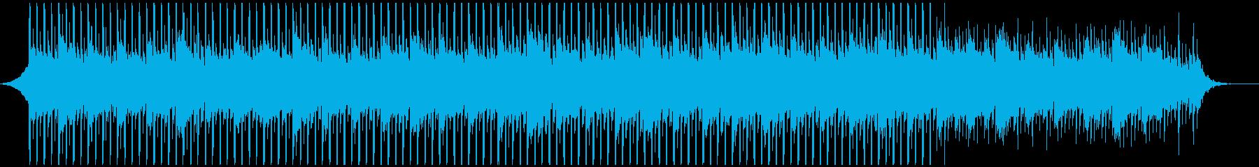 これは情報です(中)の再生済みの波形