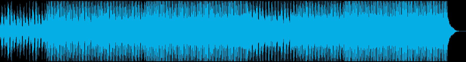 サマーファンの再生済みの波形