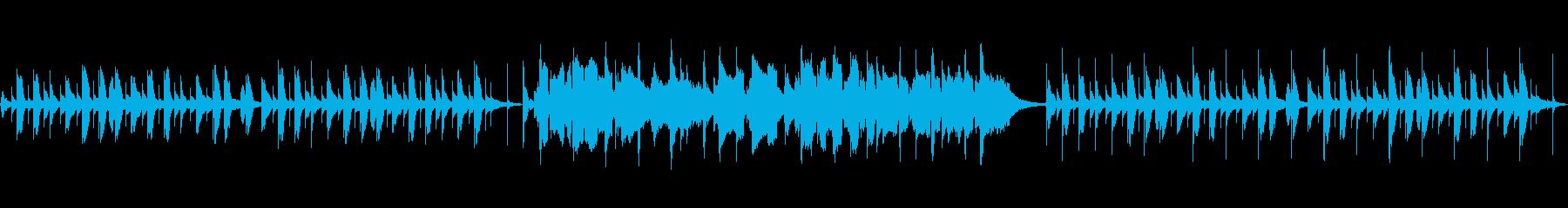 Cartoon 木琴 クラリネット...の再生済みの波形