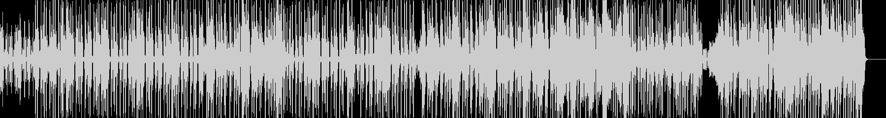 脱力系でファンキーなヒップホップ Aの未再生の波形