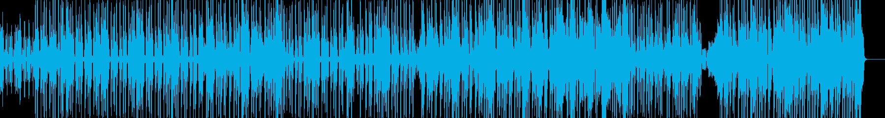 脱力系でファンキーなヒップホップ Aの再生済みの波形