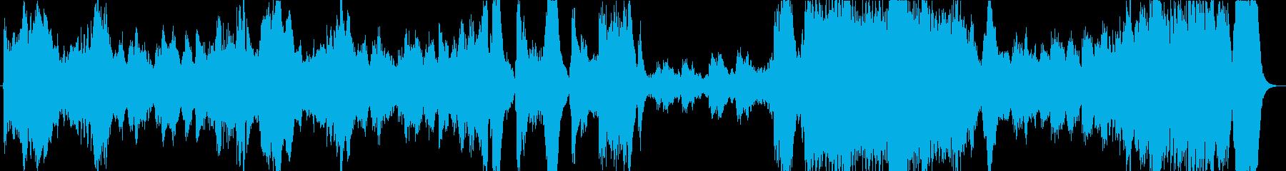 心躍る疾走感のストリングスサウンドの再生済みの波形
