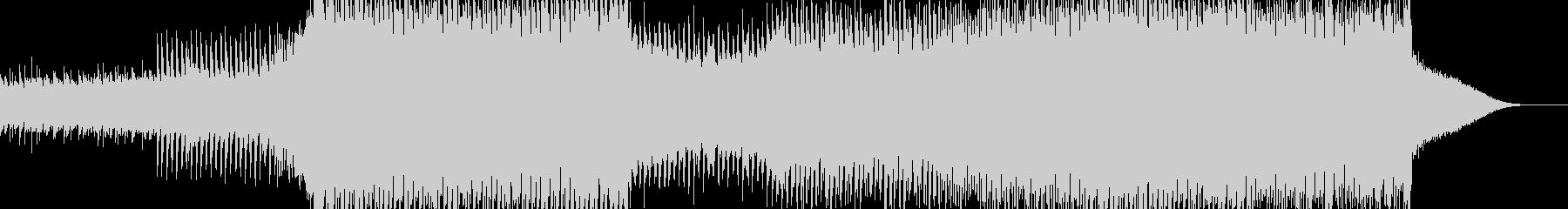 健やかな日常をイメージ【EDM】  の未再生の波形