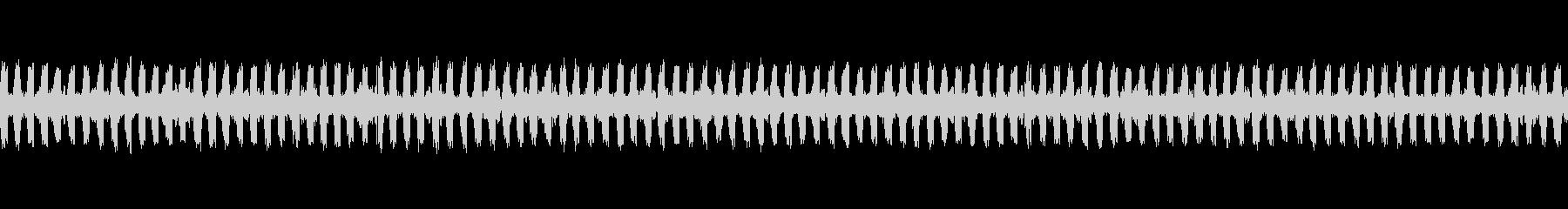[秋の夜長] 虫の音-ツヅレサセコオロギの未再生の波形