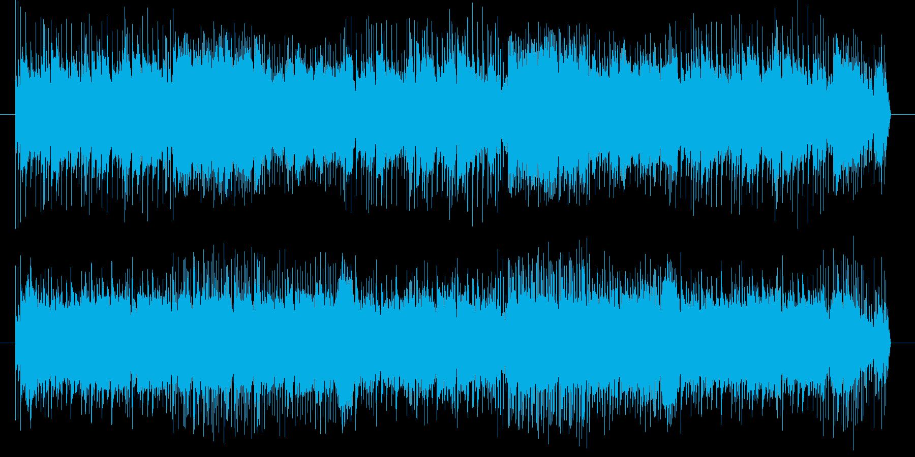 40秒のループBGMです。和風恋愛ゲー…の再生済みの波形