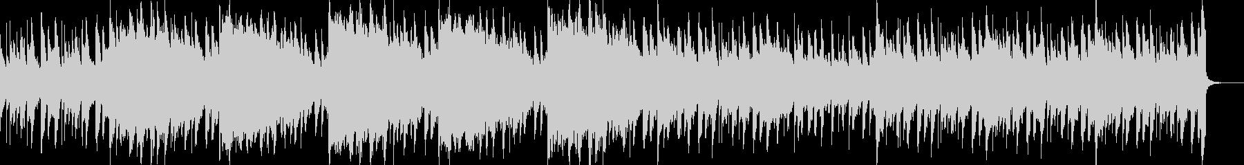 楽しい・のどか アコギ・フルート・ピアノの未再生の波形