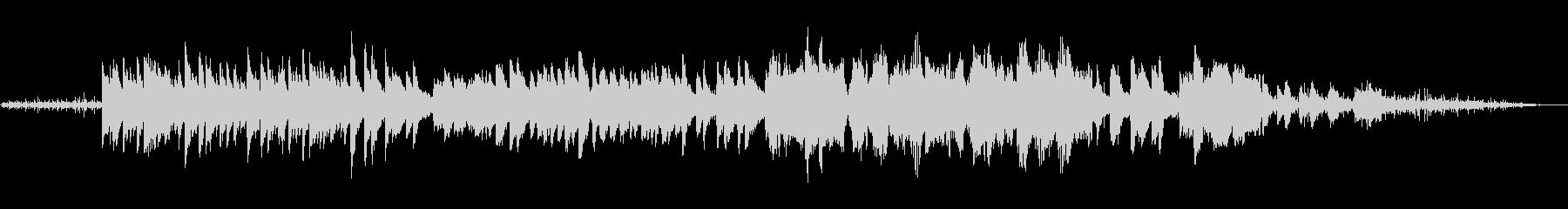 ゆったりヒーリングクラシック4-渓流音の未再生の波形