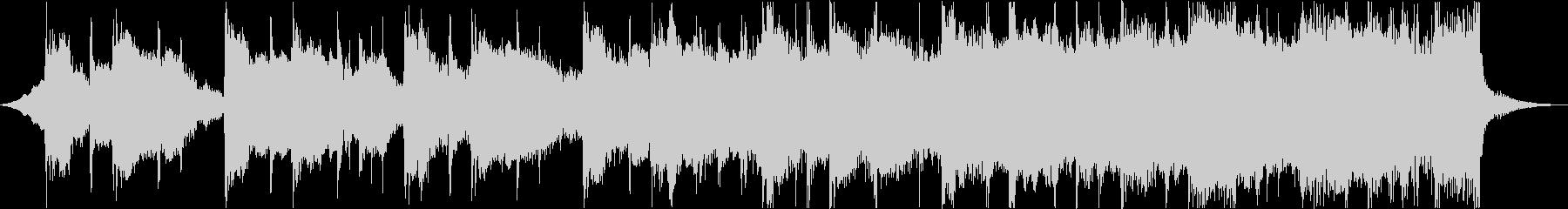 CM映像感動系アコースティックギターcの未再生の波形