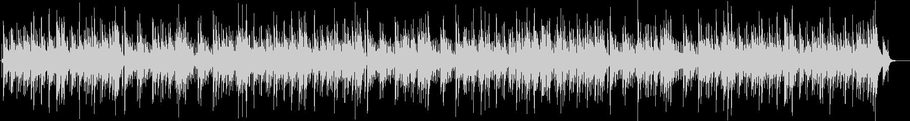 初期ノラジョーンズ風の癒し系ピアノポップの未再生の波形