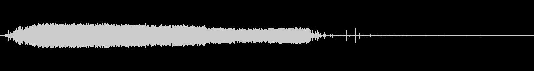 フライパンでフライパン:ホットスキ...の未再生の波形