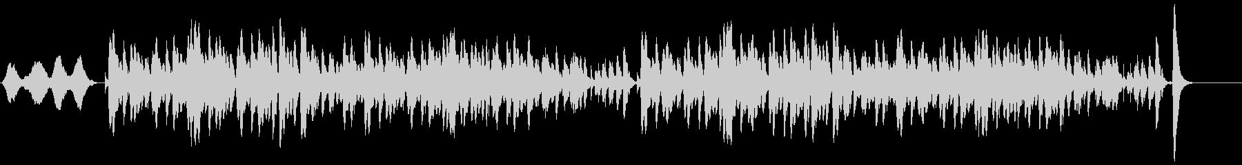 チェロとはじき出されたチェロの音は...の未再生の波形