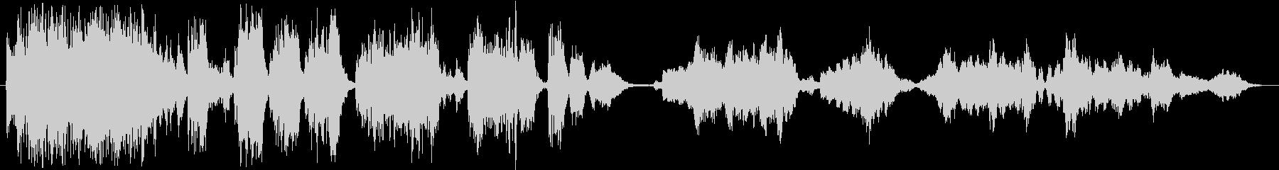 クラシック 楽しげ ハイテク エキ...の未再生の波形