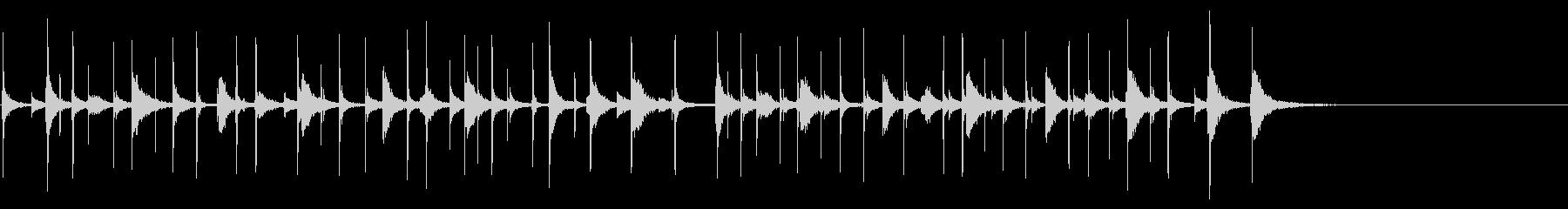 キッチンバンド、音楽、パーカッショ...の未再生の波形