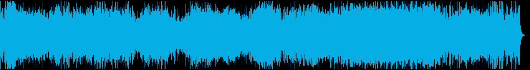 ★ハンドパンが奏でる★奇妙なアンビエントの再生済みの波形