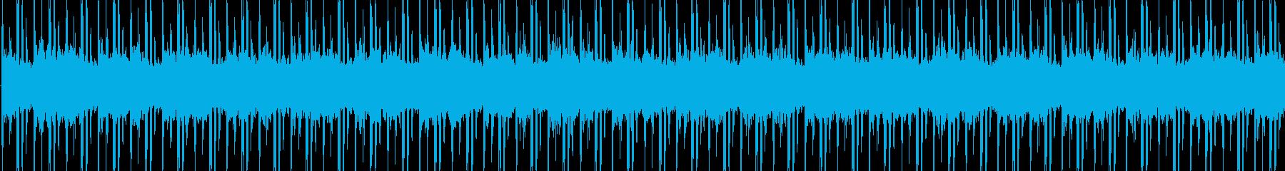 チル/まったり/リラックス/ヒップホップの再生済みの波形