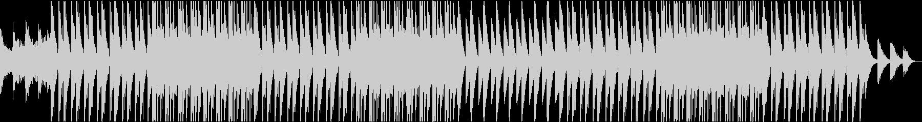 病的・猟奇的なトラップビートの未再生の波形
