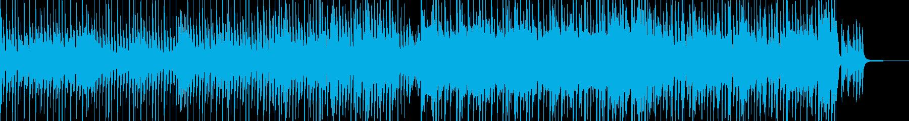 まったり・温かい雰囲気のポップス 短尺★の再生済みの波形